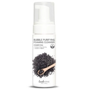 Limpiadora facial Bubble Purifying Foaming Cleanser CHARCOAL