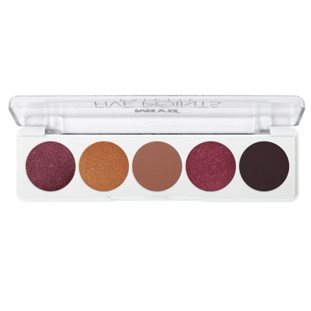 Paleta de sombras Five Points Miyo 16 Holy Grail