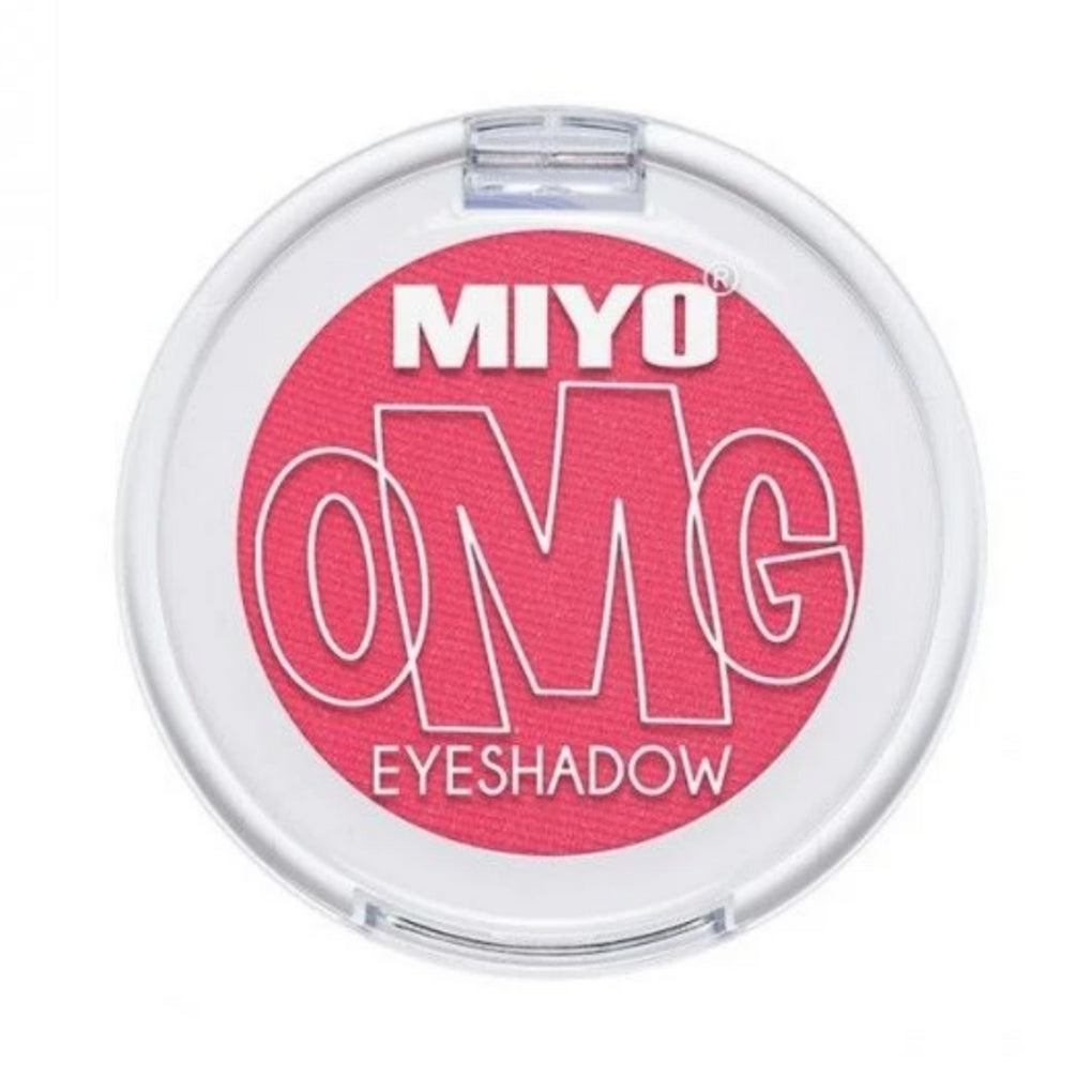 Sombra de ojos OMG Miyo 13 Chili - MAYLU BEAUTY TOOLS