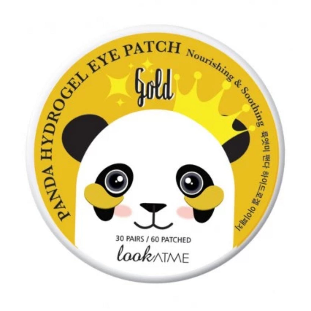 Parches ojos Panda Hydro-gel eye patch GOLD - MAYLU BEAUTY TOOLS