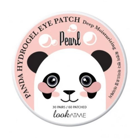 Parches ojos Panda Hydro-gel eye patch PEARL