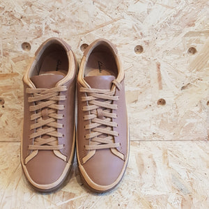 CLARKS - Nathan Craft - Tan