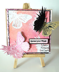 Create this lovely piece yourself By Sharon Hudson