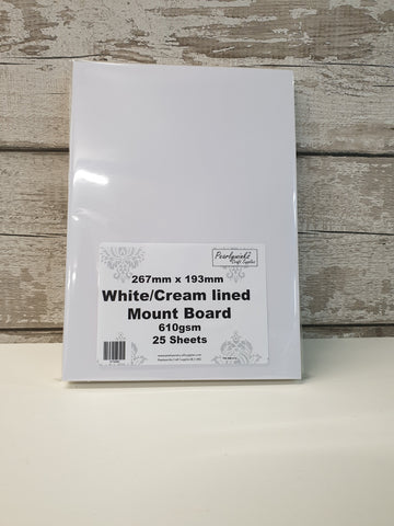610gsm Mount Board