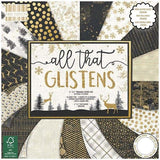 First Edition 6x6 Paper Pad - All That Glistens