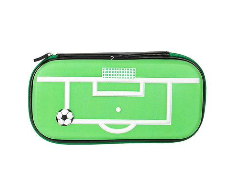 Hoshi Pencil Case Hard Shell- Football
