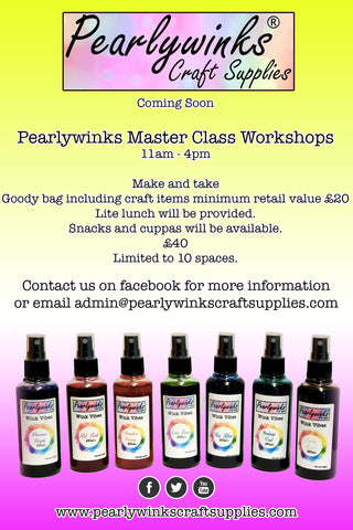 Do you want to take part in our next Pearlywinks Masterclass? Drop us a message so we can update you when we have new dates