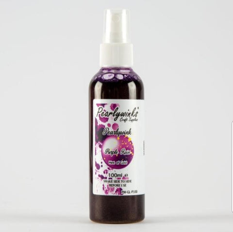Pearlywinks Hint of Gold (hybrid) Sprays 100ml