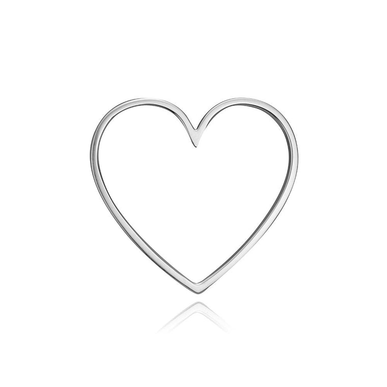 HEART CHARM (Large)