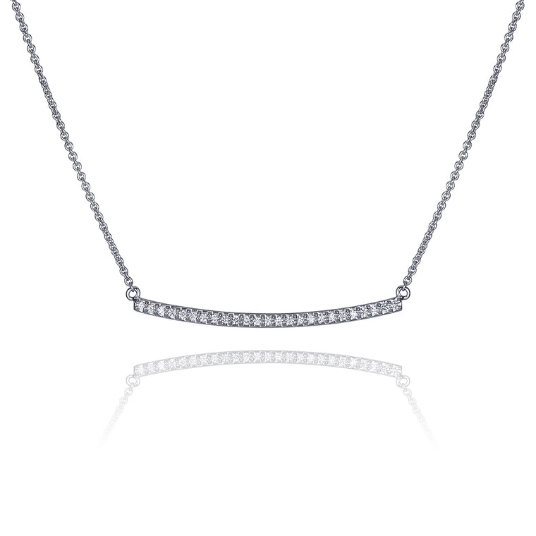 DIAMOND NARROW NECKLACE