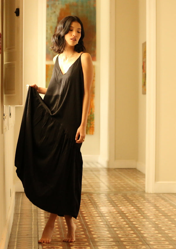 Vestido Holiday Black