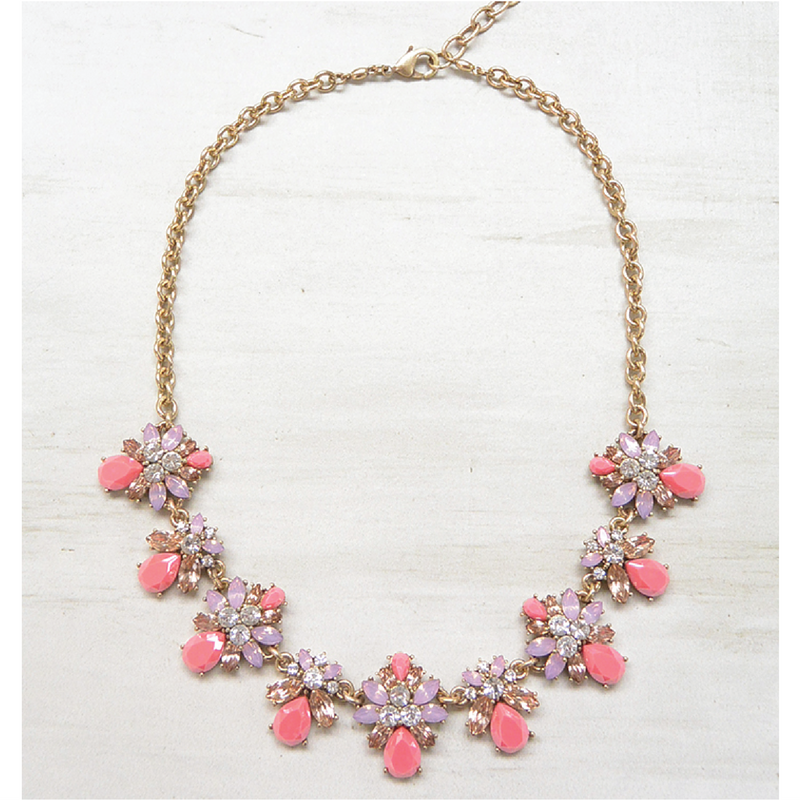 COLLAR QUEEN BEE FUCSIA