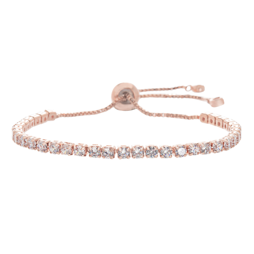 PULSERA REGULABLE ROSE GOLD