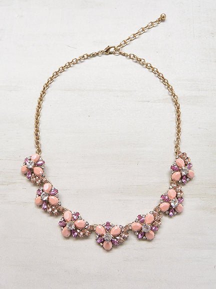 Collar Cluster Coral