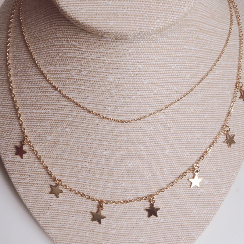 Cadena doble stars movible