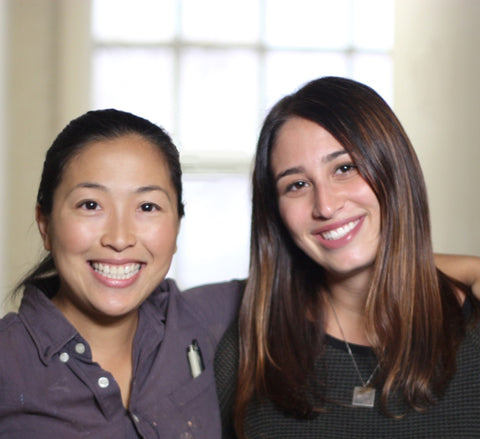 Baby Travel Inc founders Echo and Sam