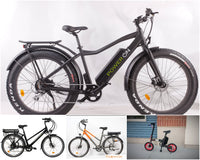 electric bike models