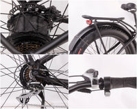 electric bike components