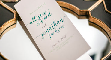 WHIMSICAL CALLIGRAPHY BOOKLET PROGRAM