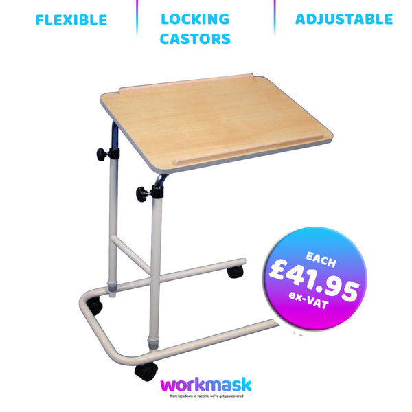 Canterbury Mobile Multi Table with Locking Castors