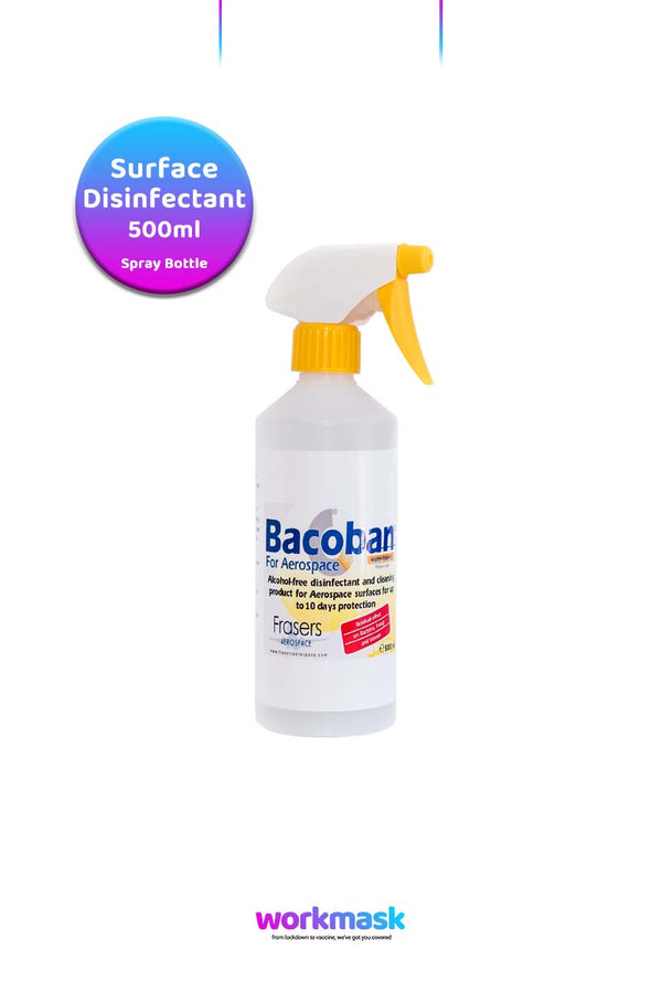 Bacoban® Surface Disinfectant Spray / 500ml