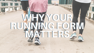 The Benefits of a Good Form while Running