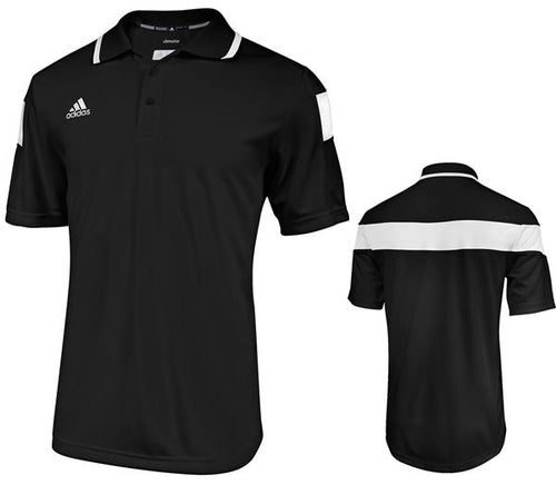 Men's Shockwave Sideline Polo - Black
