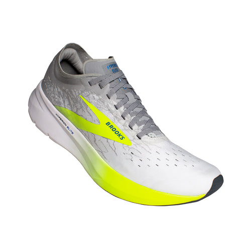 Unisex Hyperion Elite Running Shoes - White/Nightlife/Grey