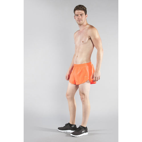 "Men's 1"" Inseam Elite Split Running Shorts"