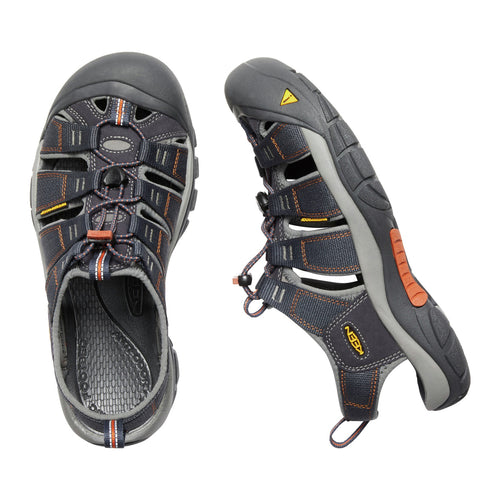 Men's Newport H2 Sandal - India Ink/Rust