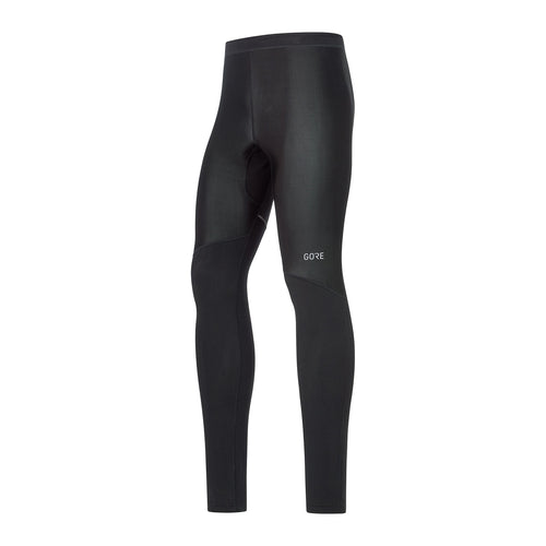 Men's Partial GORE Windstopper Tight - Black