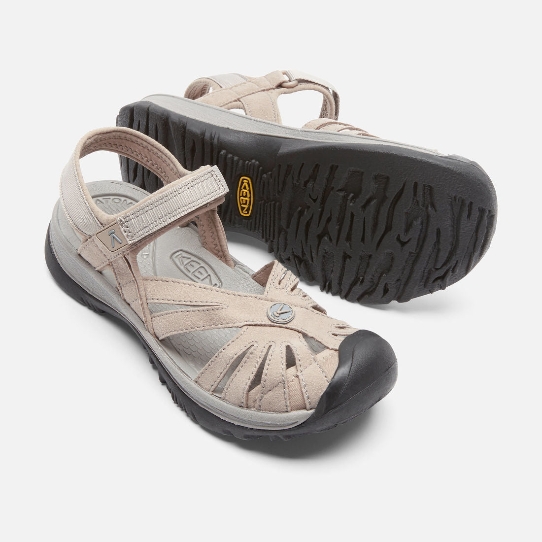 dfbfe3b4687 Women s Keen Rose Sandal - Neutral Gray – Gazelle Sports