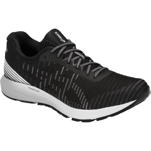 Men's DynaFlyte 3 Running Shoe - Black/White