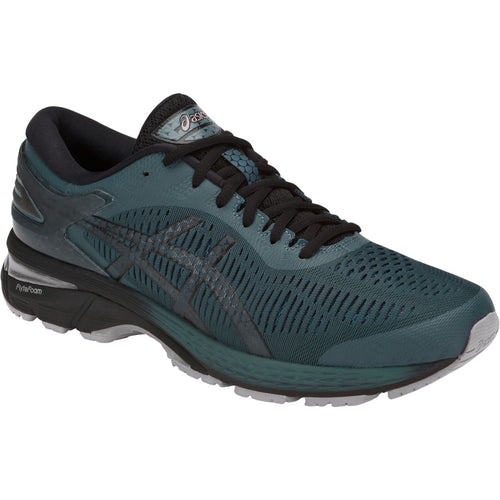 Men's GEL-Kayano 25 Running Shoe - Iron Clad/Black