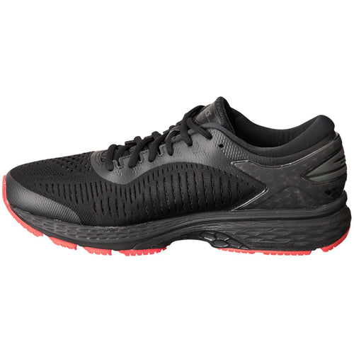 Men's GEL-Kayano 25 Lite-Show Running Shoe - Black/Black