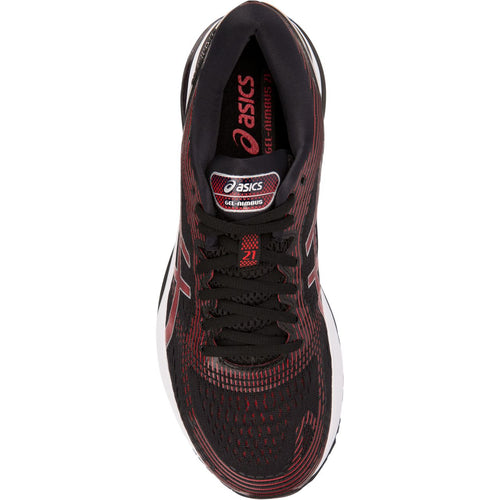 Men's GEL-Nimbus 21 Running Shoe - Black/Classic Red