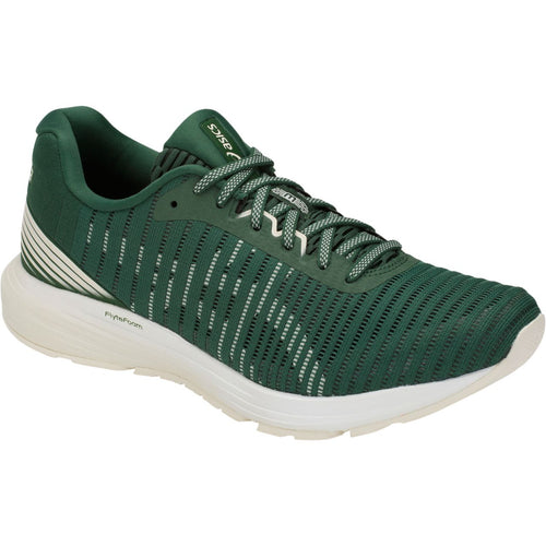 Men's DynaFlyte 3 Sound Running Shoe - Hunter Green/Cream