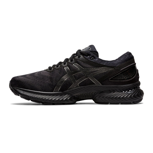 Men's Gel Nimbus 22 Running Shoe - Black/Black