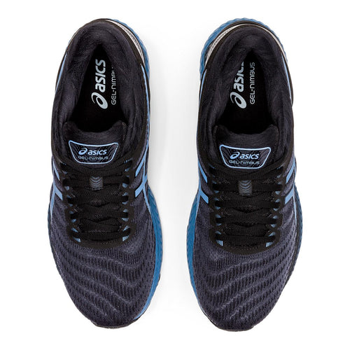 Men's Gel-Nimbus 22 Running Shoe - Black/Grey Floss