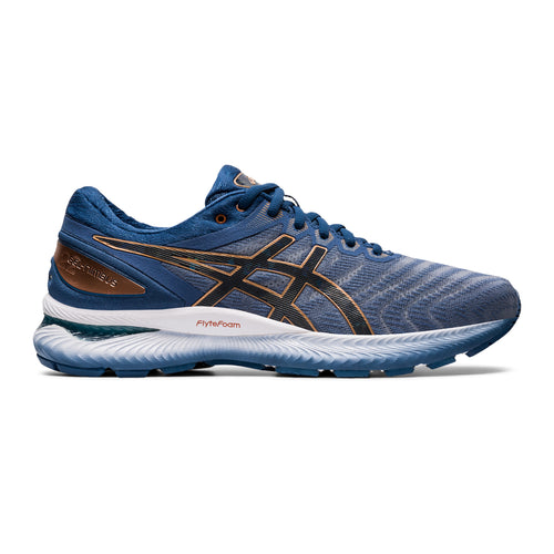 Men's GEL-Nimbus 22 Running Shoe - Sheet Rock/Graphite