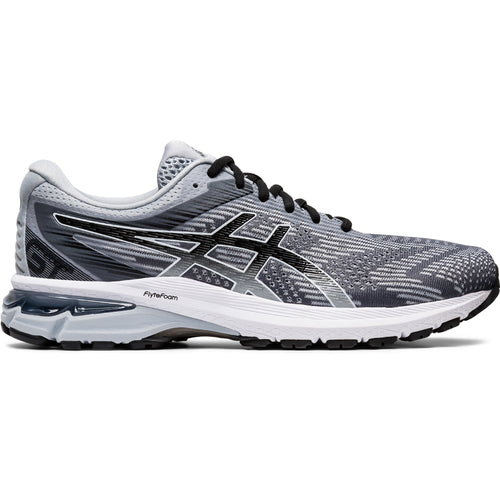 Men's GT 2000 v8 Running Shoe - Piedmont Grey/Black