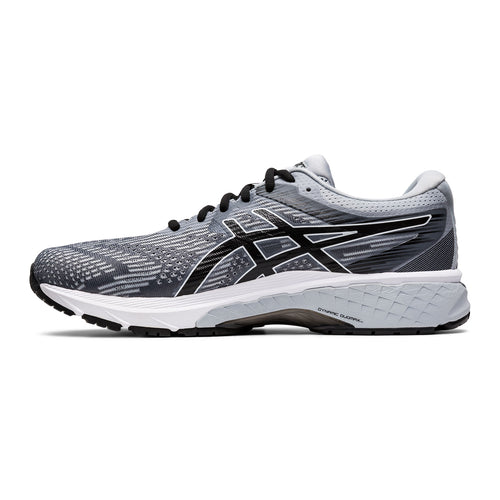 Men's GT 2000 v8 (2E - Wide) Running Shoe - Piedmont Grey/Black