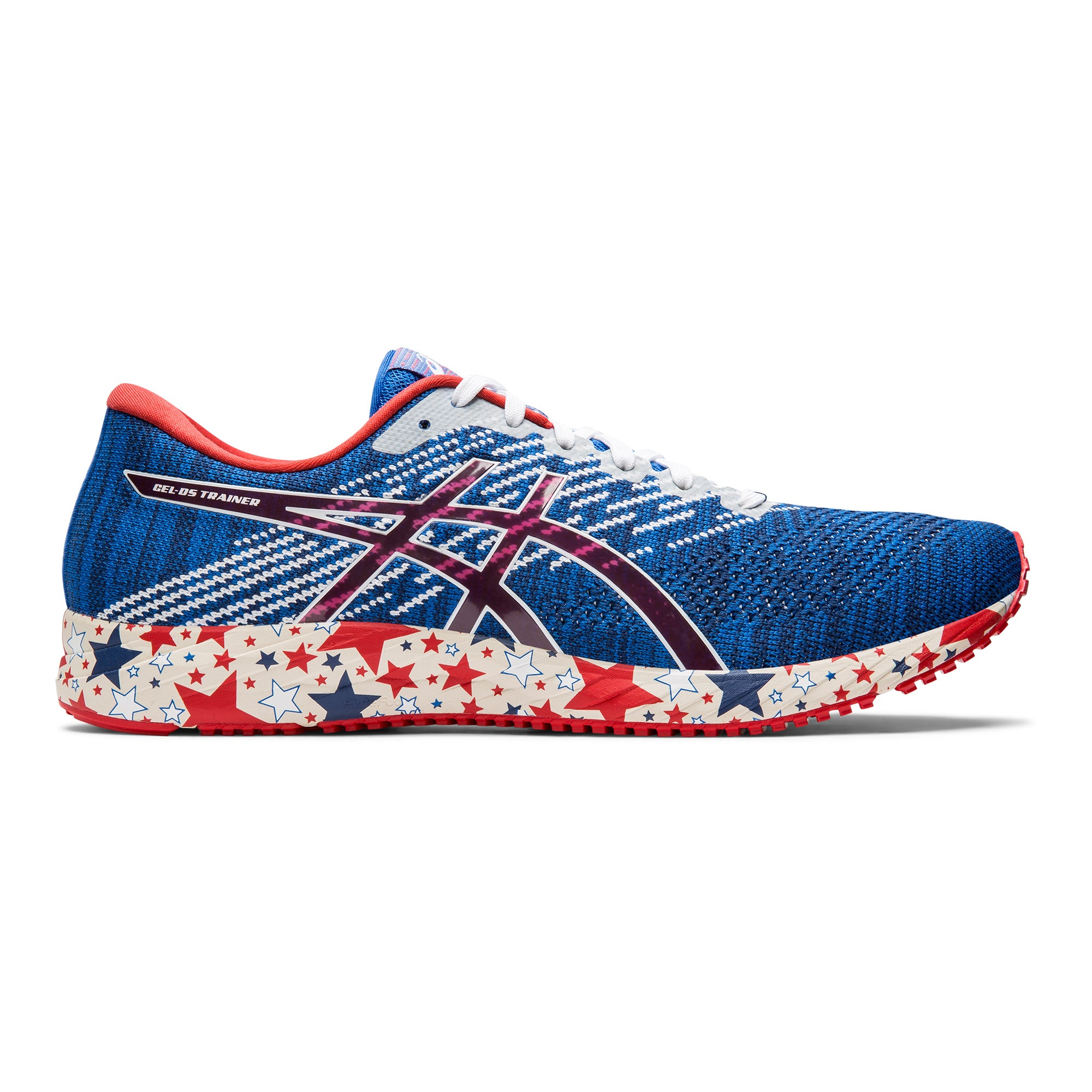 Blue Sports Breathable Asics Womens Gel-Nimbus 21 Running Shoes Trainers