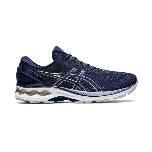 Men's Gel-Kayano 27 Running Shoe - Peacoat/Piedmont Grey