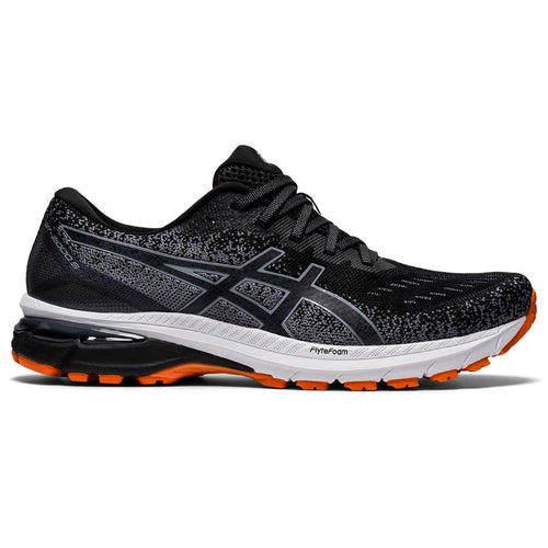 Men's GT 2000 9 Knit Running Shoes - Black/Metropolis