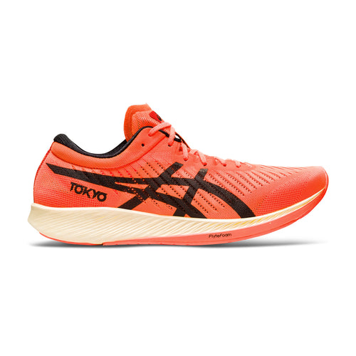 Men's Metaracer Tokyo Running Shoe - Sunrise Red/Black
