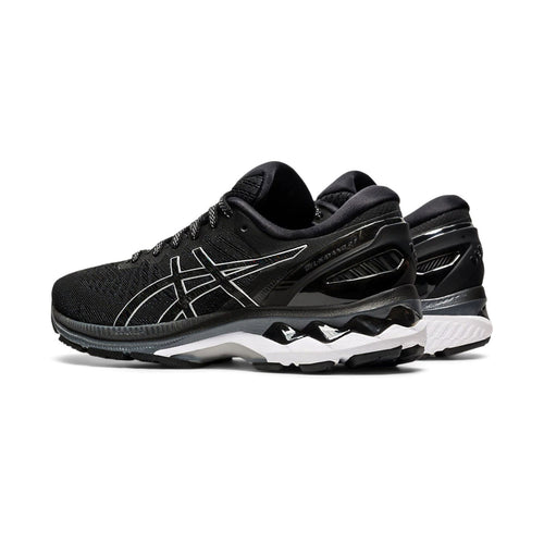 Women's Gel-Kayano 27 Running Shoe - Black/Pure Silver