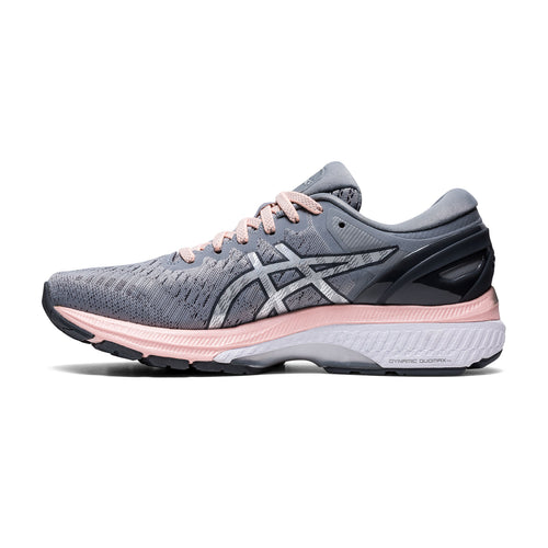 Women's Gel Kayano 27 Running Shoe - Sheet Rock/Pure Silver