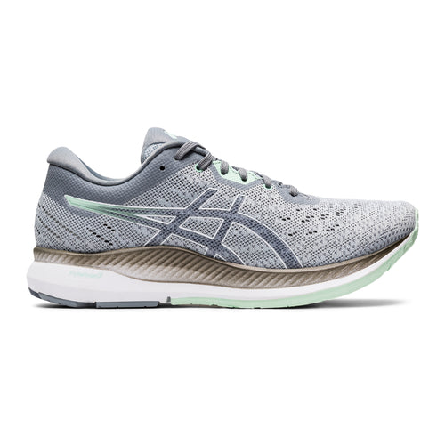 Women's Evoride Running Shoe - Piedmont Grey/Mint Tint