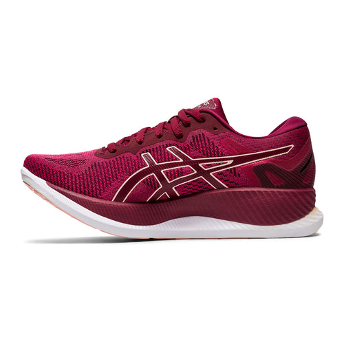 Women's Glideride Running Shoe - Rose Petal/Breeze